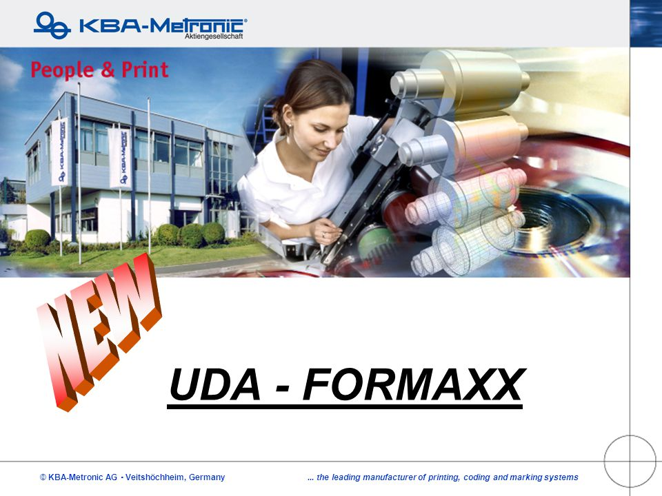 01.04.2017 NEW UDA - FORMAXX