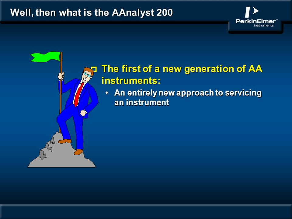 Well, then what is the AAnalyst 200
