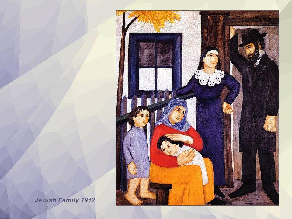 Jewish Family 1912