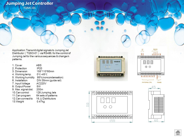 Jumping Jet Controller TQMC-01