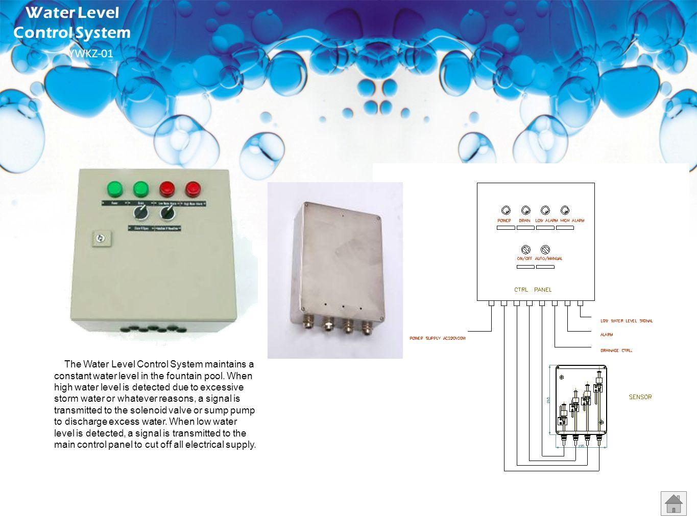 Water Level Control System YWKZ-01