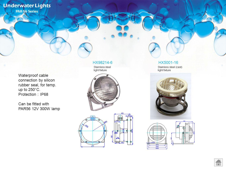 Underwater Lights PAR 56 Series