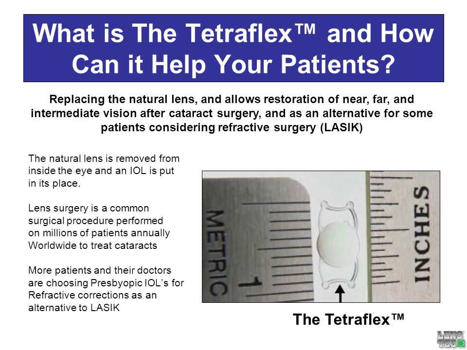 What is The Tetraflex™ and How Can it Help Your Patients