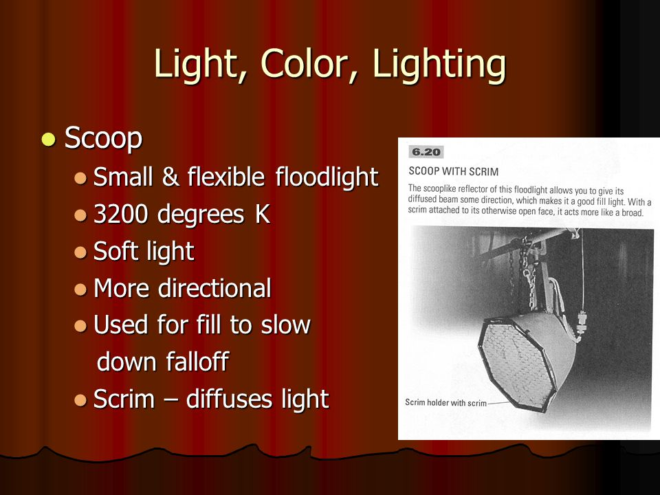 Light, Color, Lighting Scoop Small & flexible floodlight