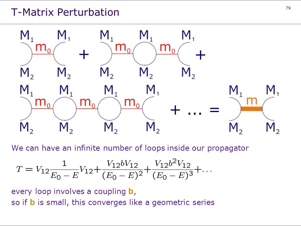 T-Matrix Perturbation