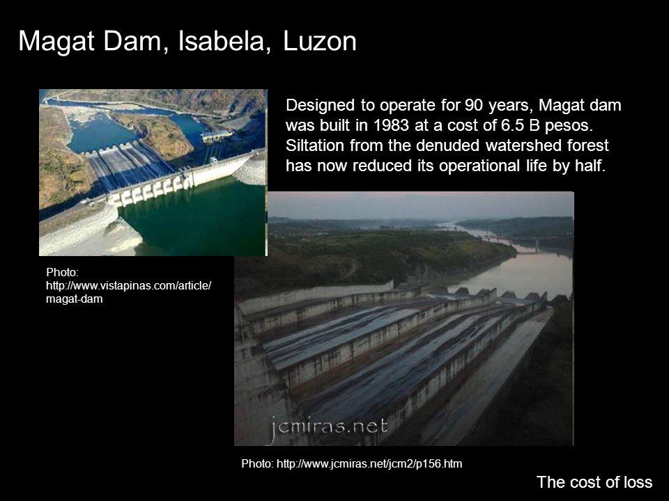 Magat Dam, Isabela, Luzon