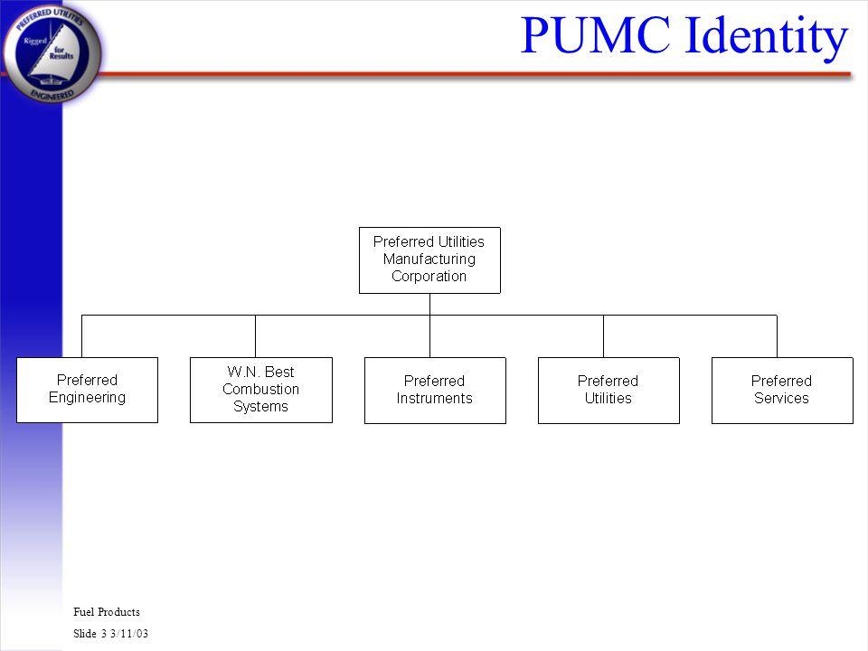 PUMC Identity
