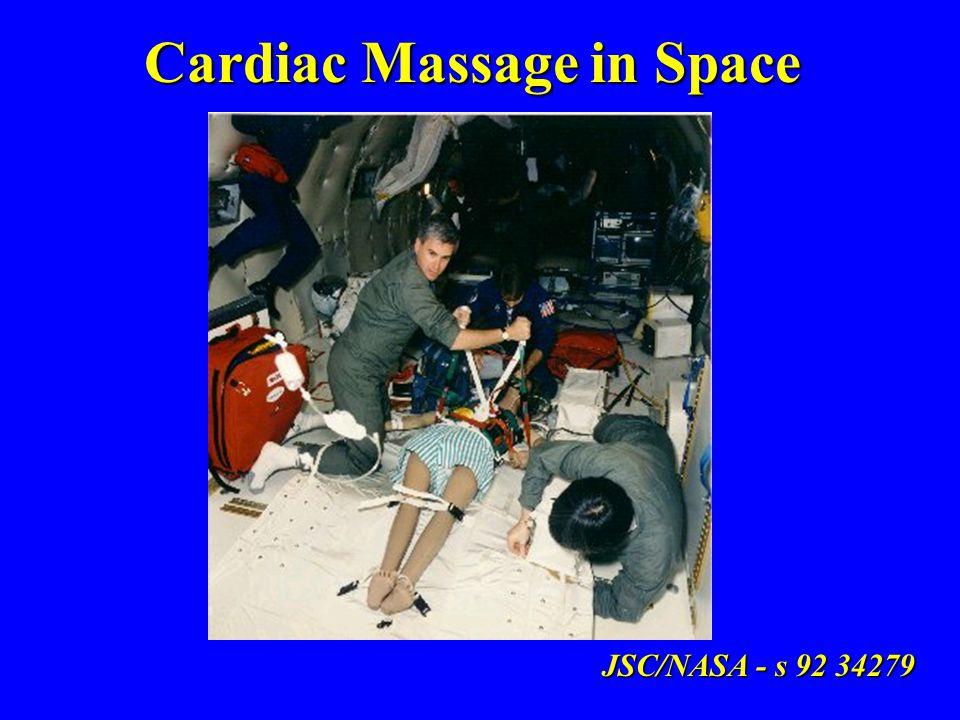 Cardiac Massage in Space