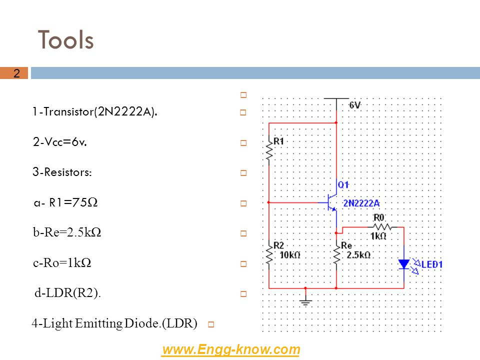 Street Lighting circuit - ppt video online download