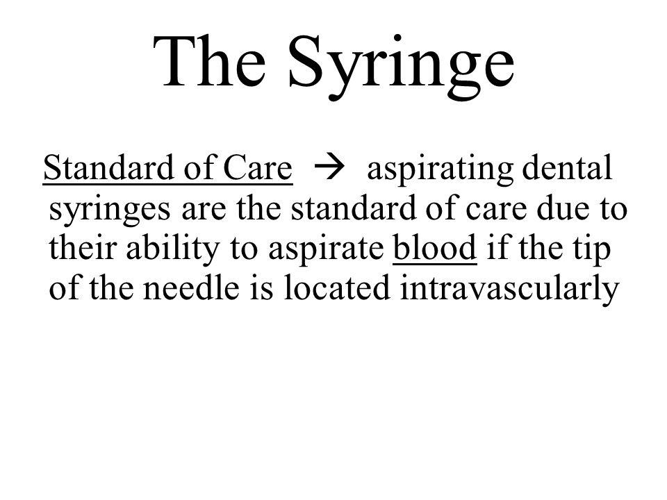 The Syringe