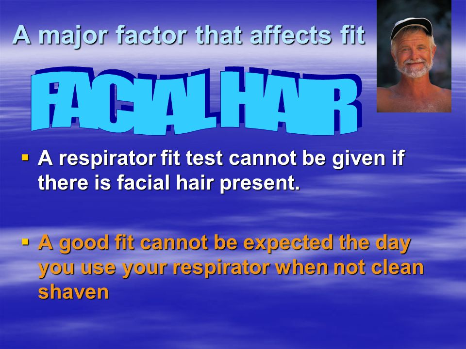 A major factor that affects fit