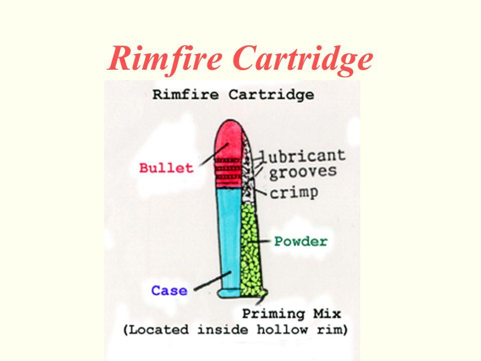 Rimfire Cartridge