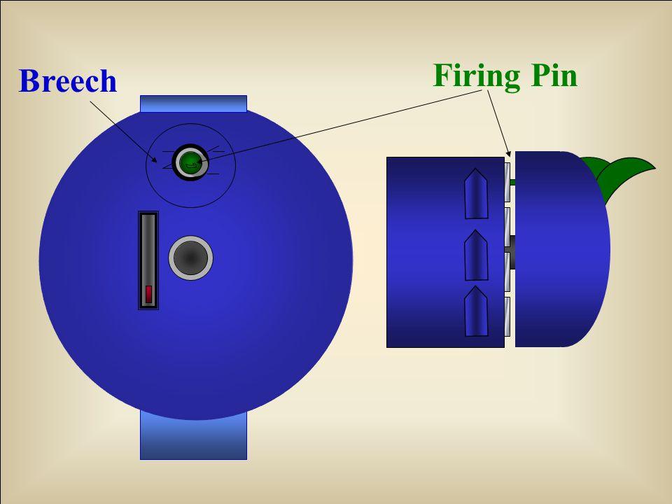 Firing Pin Breech J.M. Saloom