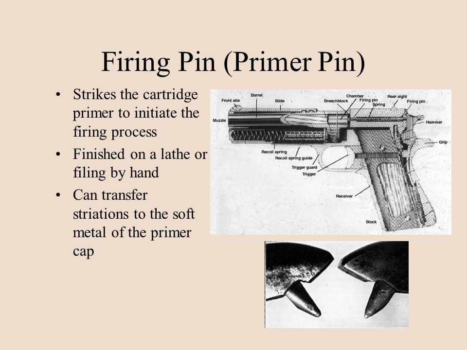 Firing Pin (Primer Pin)