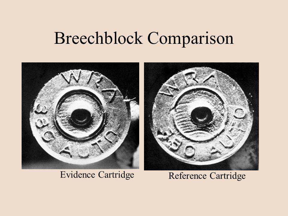 Breechblock Comparison