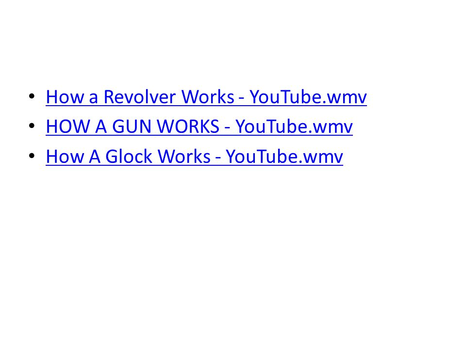 How a Revolver Works - YouTube.wmv