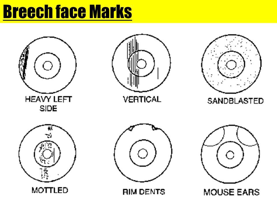 Breech face Marks