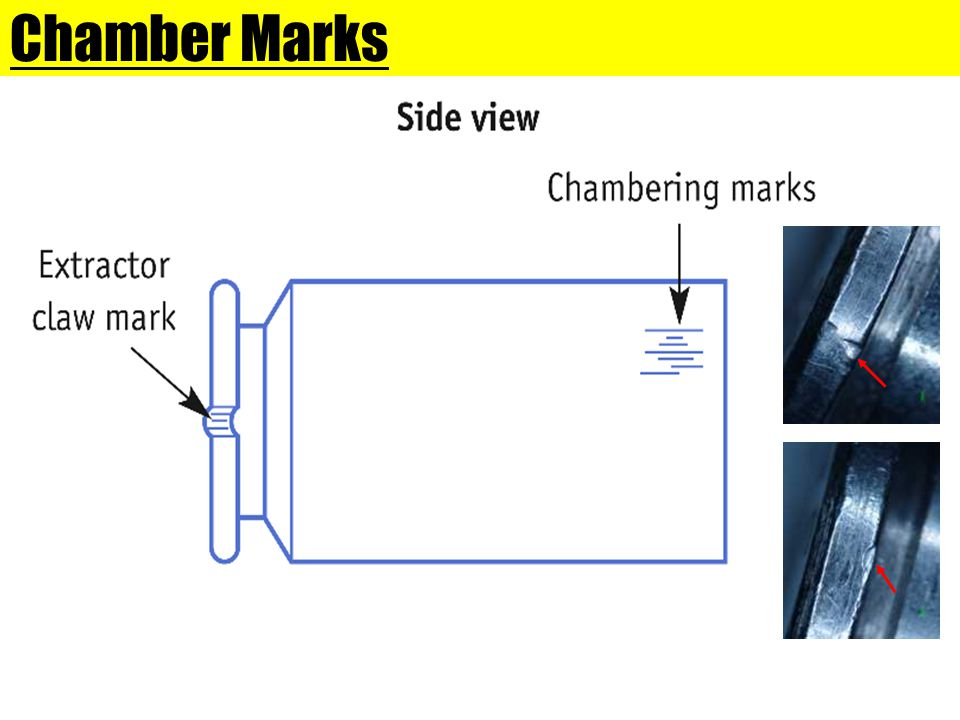 Chamber Marks
