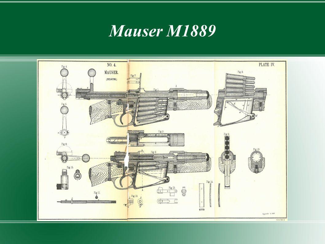 Mauser M1889
