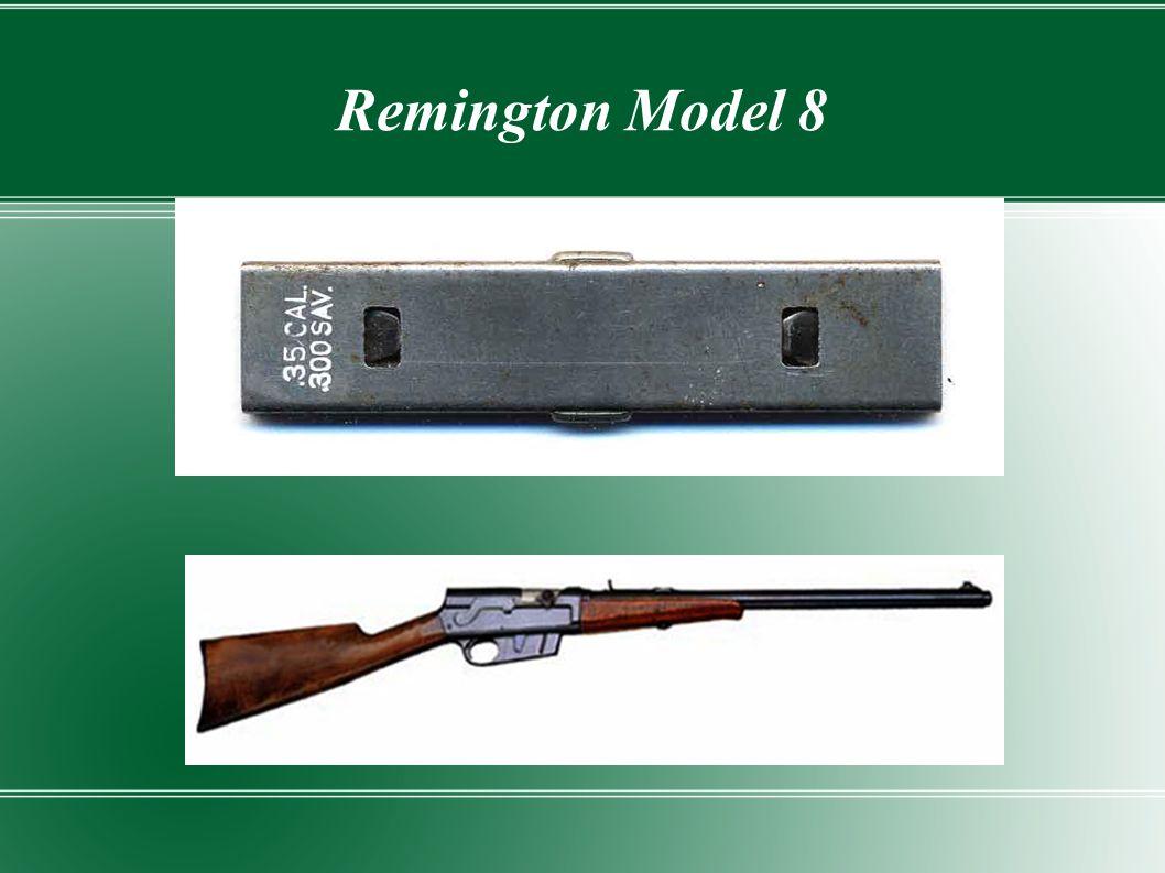 Remington Model 8