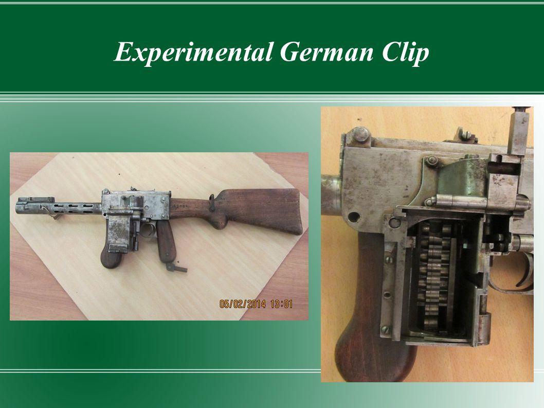 Experimental German Clip