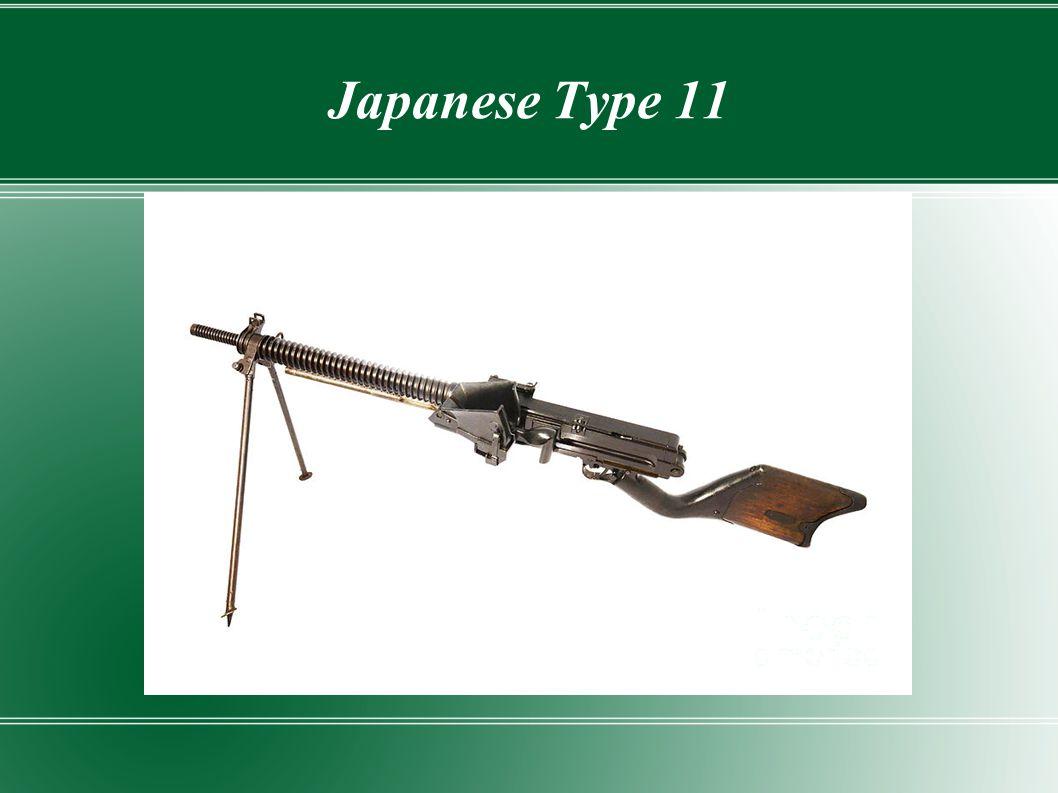 Japanese Type 11