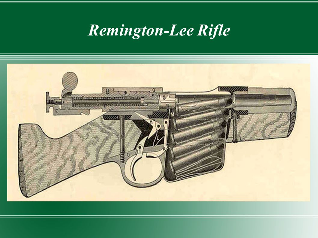 Remington-Lee Rifle