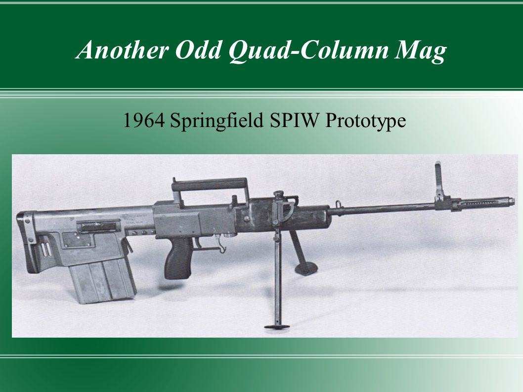 Another Odd Quad-Column Mag