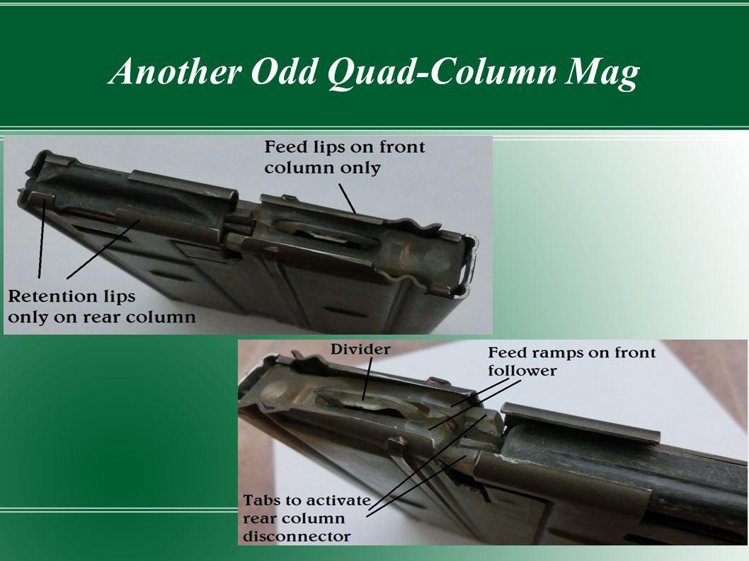 Another Odd Quad-Column Mag