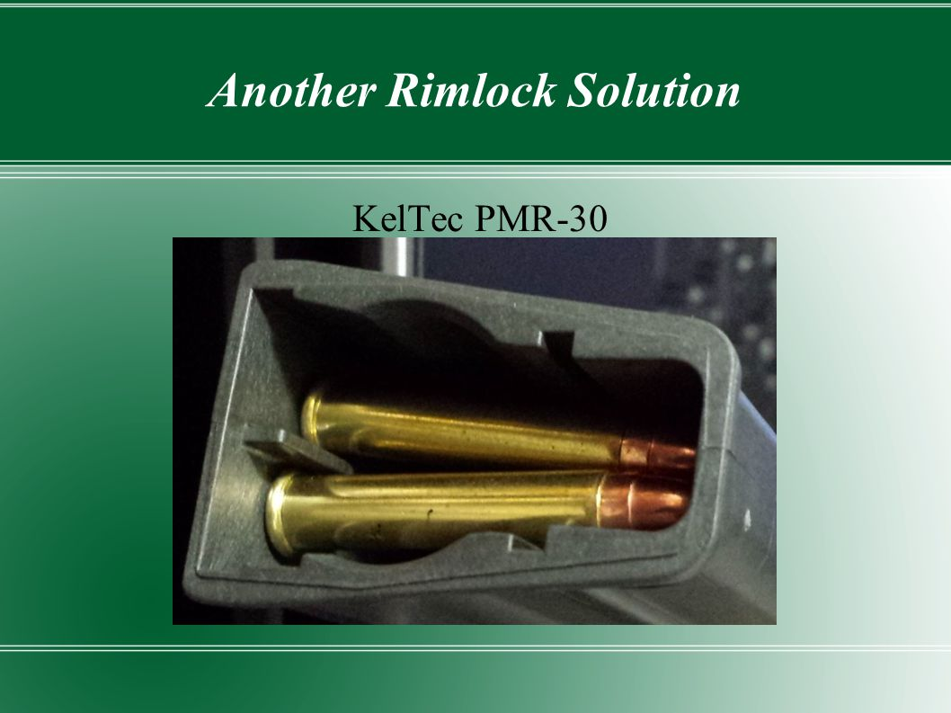 Another Rimlock Solution