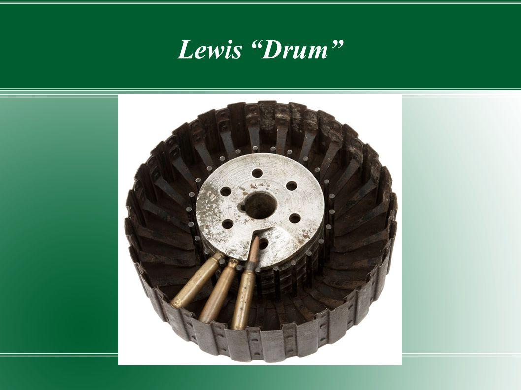 Lewis Drum