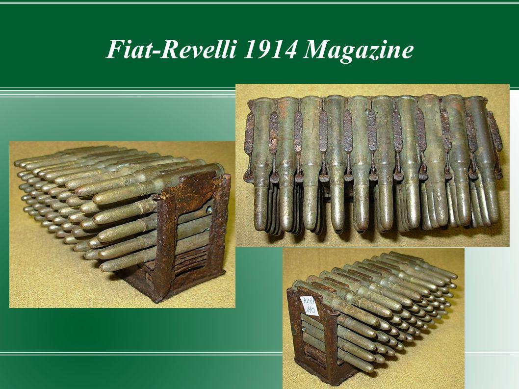 Fiat-Revelli 1914 Magazine
