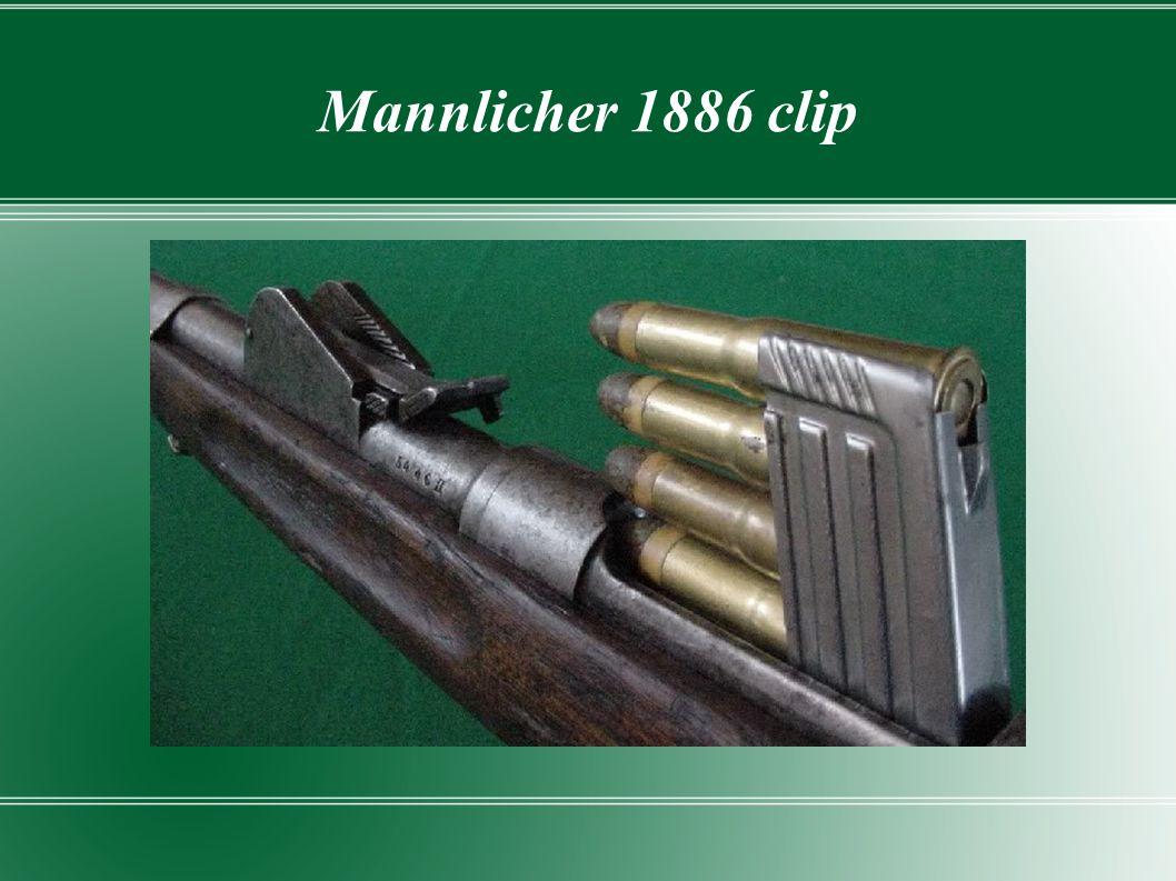 Mannlicher 1886 clip