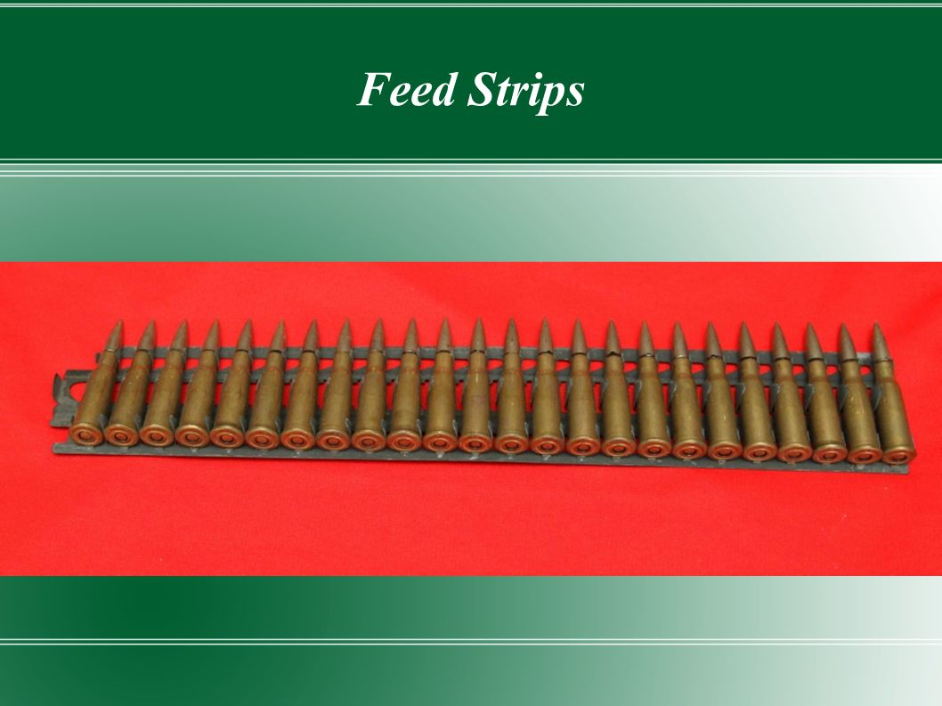 Feed Strips