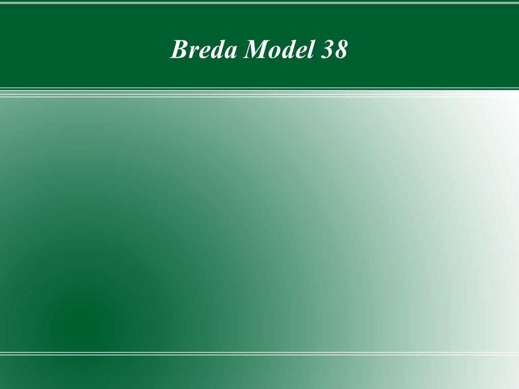 Breda Model 38