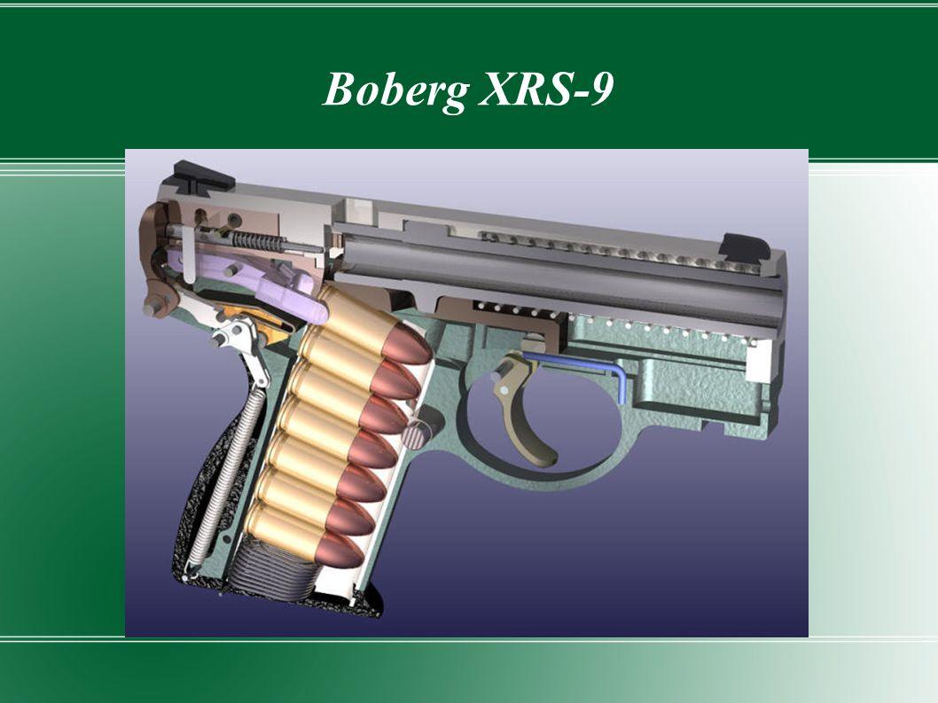 Boberg XRS-9