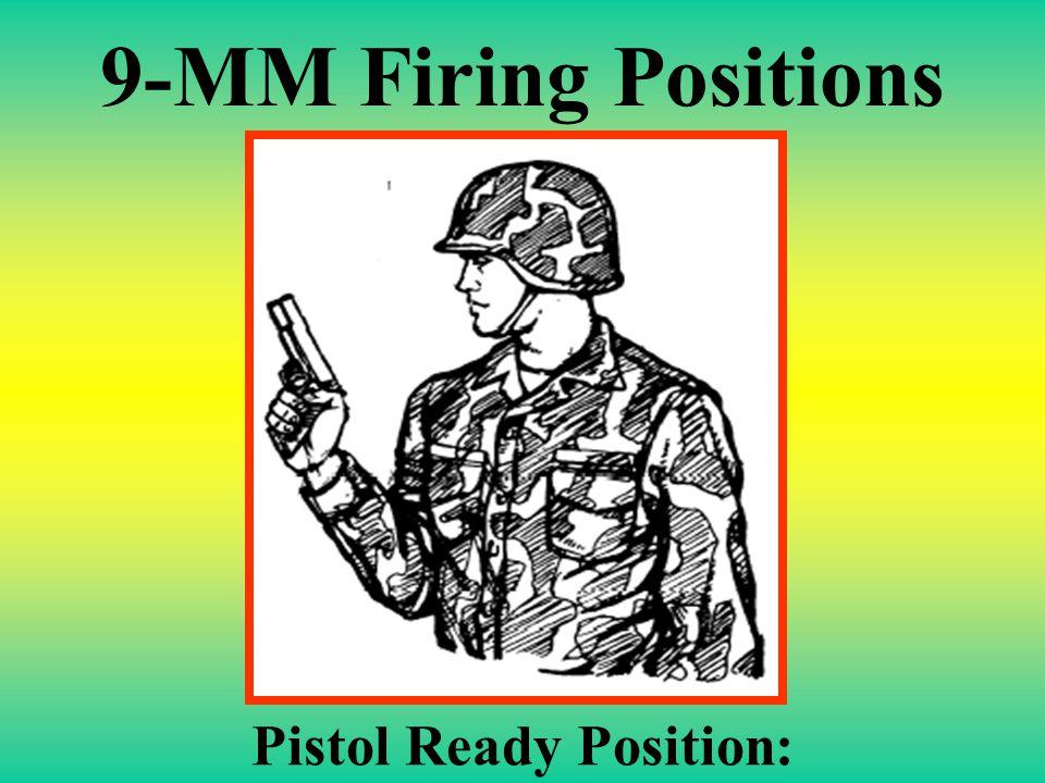 Pistol Ready Position: