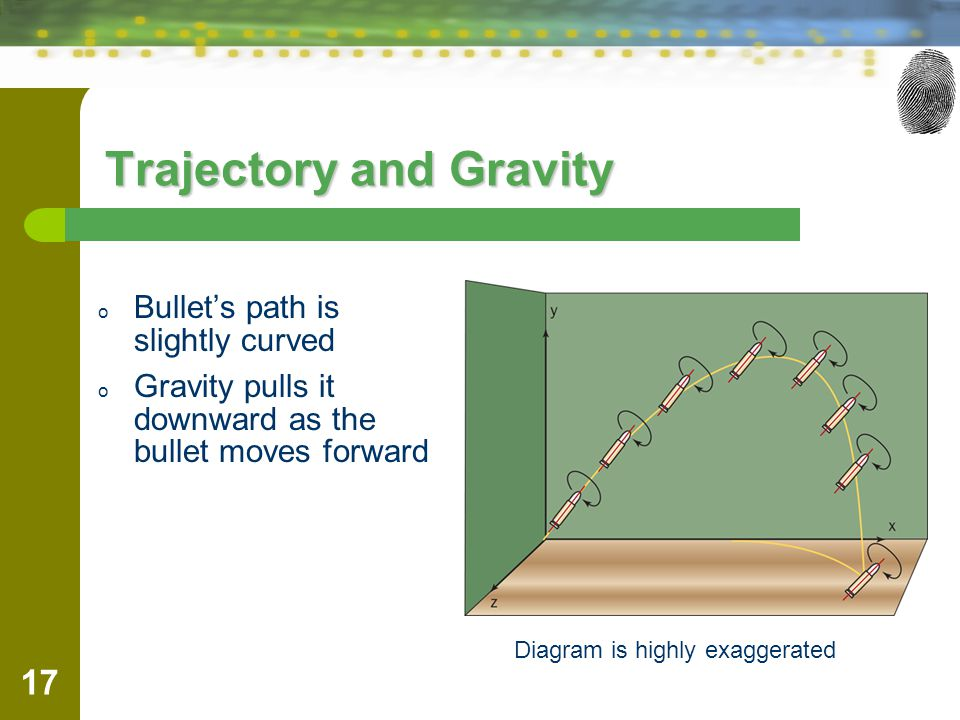 Trajectory and Gravity