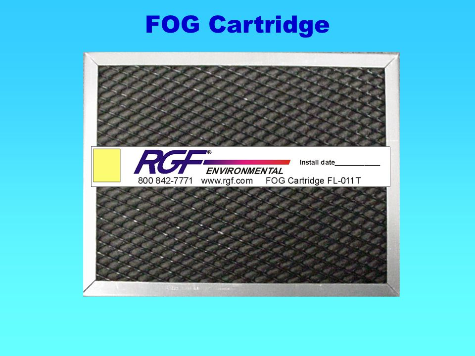 FOG Cartridge