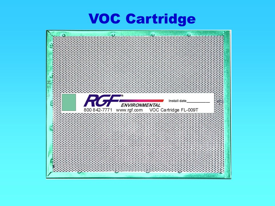 VOC Cartridge