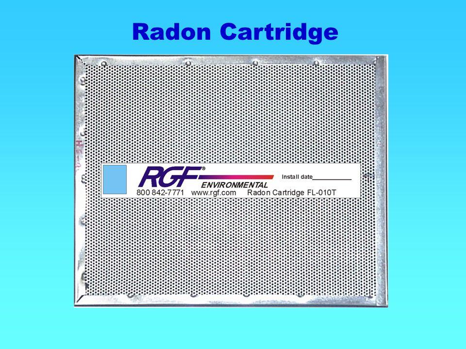 Radon Cartridge