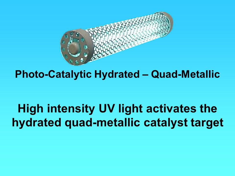 Photo-Catalytic Hydrated – Quad-Metallic