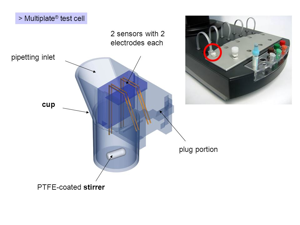2 sensors with 2 electrodes each