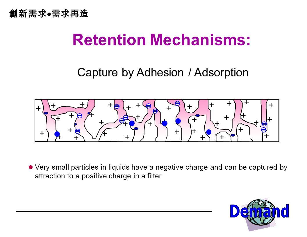 Retention Mechanisms: