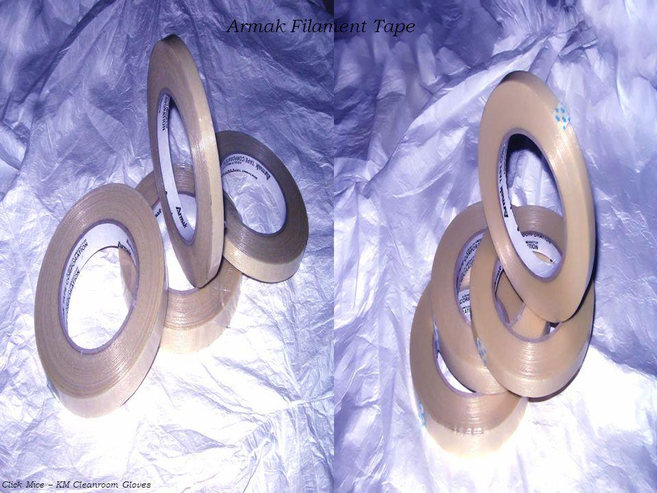 Armak Filament Tape Click Mice – KM Cleanroom Gloves