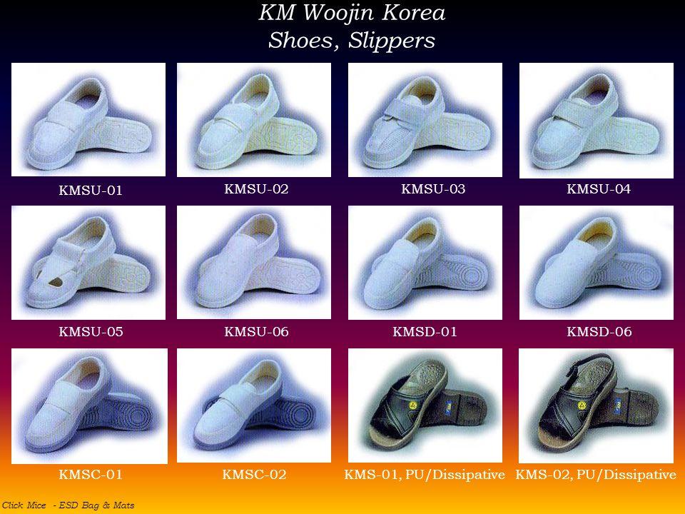 KM Woojin Korea Shoes, Slippers