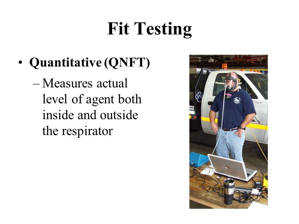 Fit Testing Quantitative (QNFT)