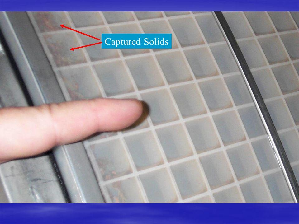 Captured Solids