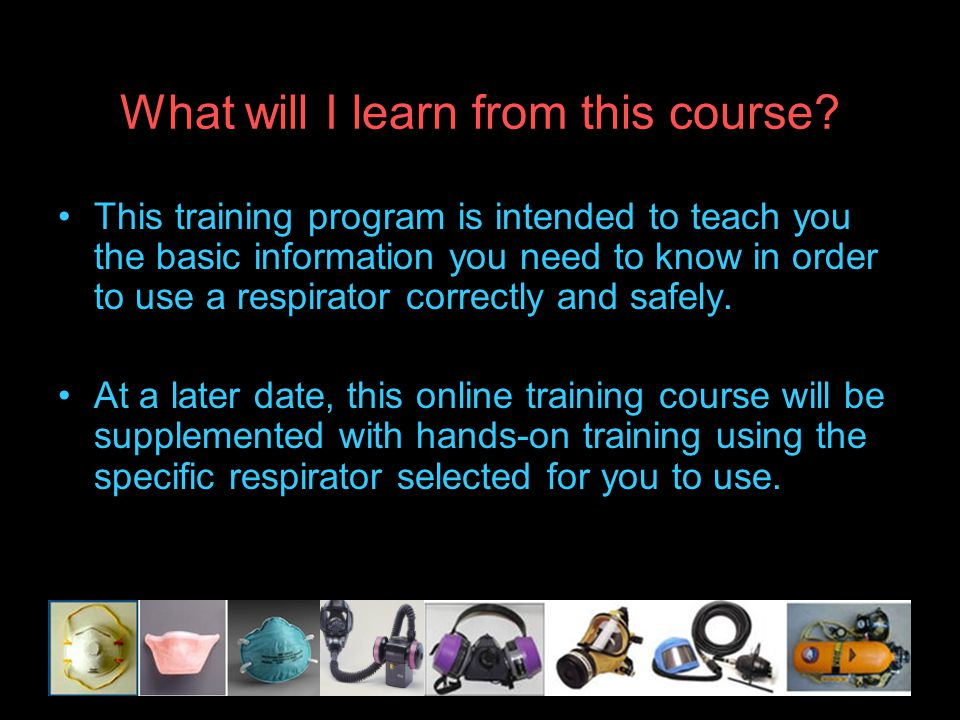 What will I learn from this course