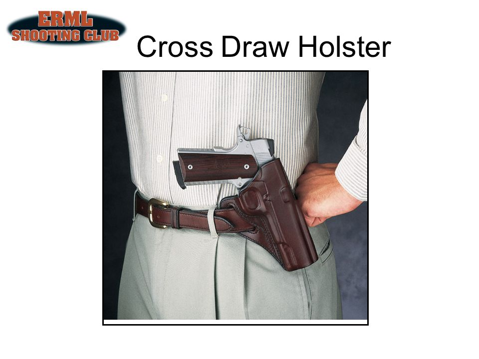 Cross Draw Holster